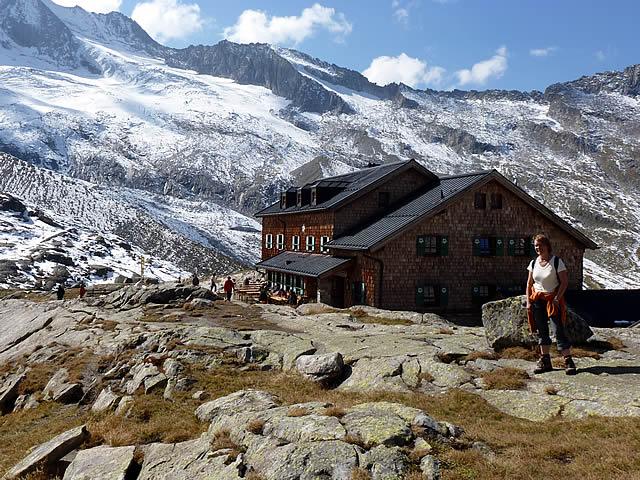 Kletterausrüstung Zittau : Wandern in Österreich wanderung von der finkau zur zittauer hütte